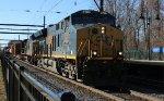 CSX 3280 leading Q404